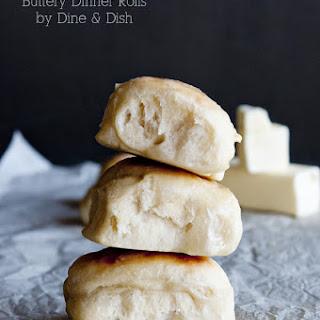 The Best Buttery Dinner Rolls}.