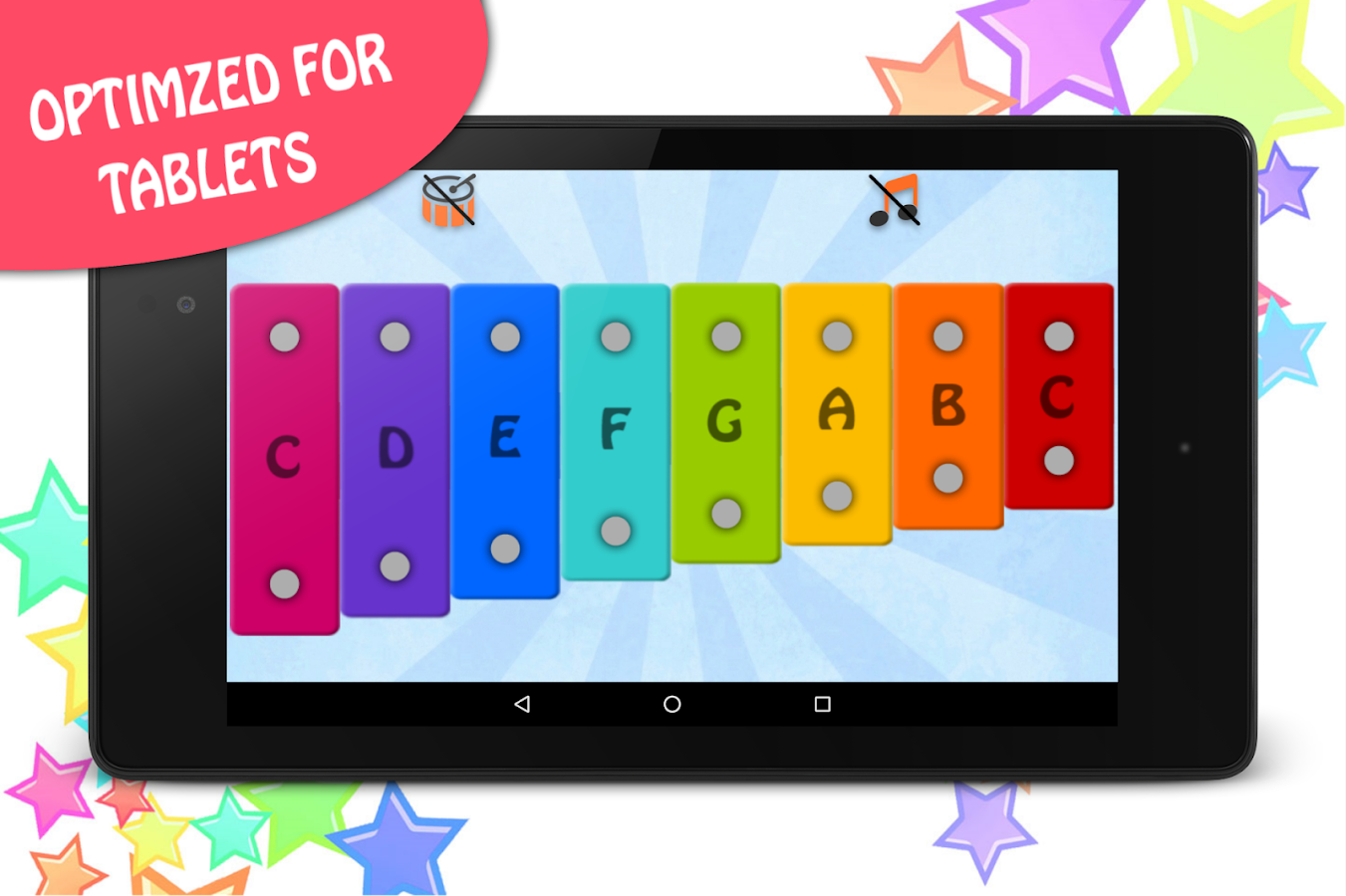Kids Xylophone- screenshot