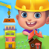 Little Builder Games - City Construction Simulator