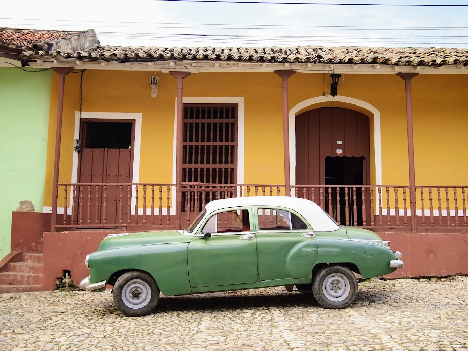 Trinidad was one of my favorite cities in Cuba