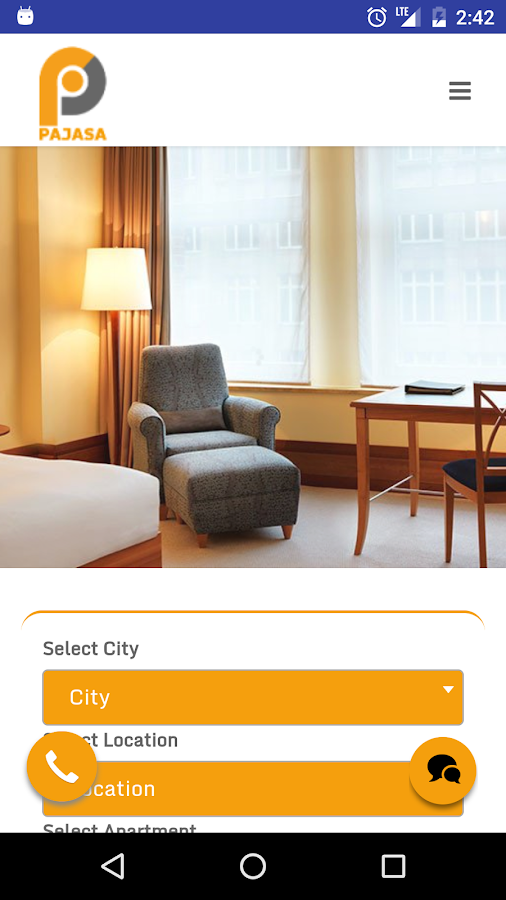 Pajasa Service Apartments- screenshot