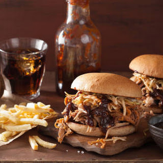 Traditional Pulled Pork.