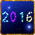 New Years live wallpaper 2016 icon