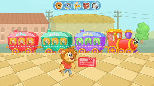 Railway: train for kids 1.0.5 screenshots 10
