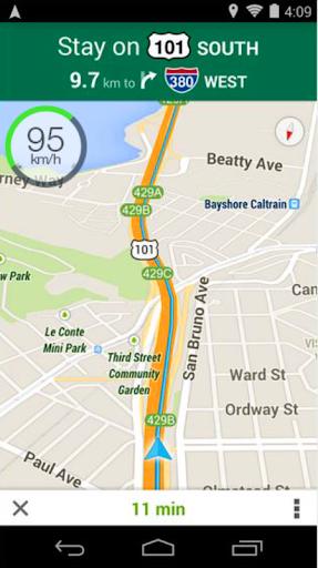 EcoDrive Free Speedometer screenshot 6