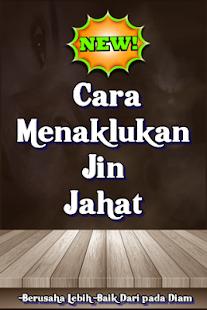 Cara Menaklukan Jin Jahat - náhled
