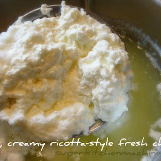 How to Make Easy Fresh Ricotta Cheese, Recipe Saves 55%! Recipe