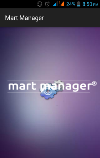 Mart Manager- screenshot