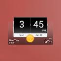 3D Flip Clock Theme Pack 01 icon