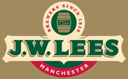 Logo of J.W. Lees Harvest Ale Lagavulin Whisky Cask 2010