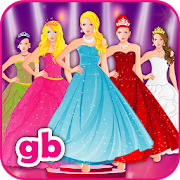 Dress Up Game: Amazing Princess Top Model Makeover