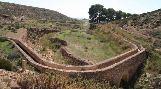 'Desde mi ventana': El cauce de San Indalecio y la ciudad de las dos vegas