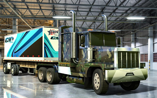 Heavy truck simulator USA apktram screenshots 6
