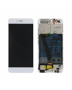P10  Display Silver White