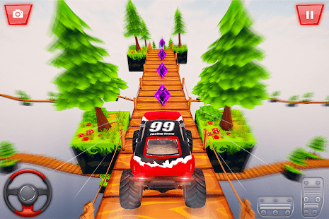 Mountain Truck Stunt 2020: Impossible Climb Master for PC-Windows 7,8,10 and Mac apk screenshot 13