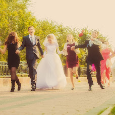 Wedding photographer Vladimir Pavlov (desand). Photo of 09.11.2014