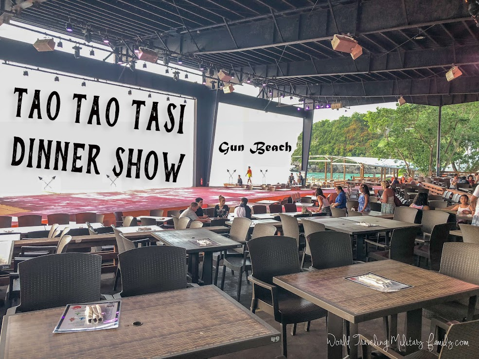 TaoTao Tasi Dinner Show