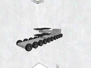 77式 自走ロケット砲