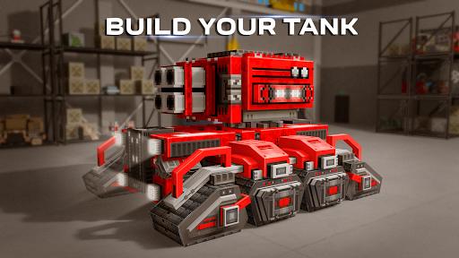 Blocky Cars - Online Shooting Game screenshots 8