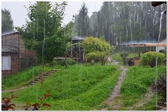 Photo: несмотря на дождливую погоду ...