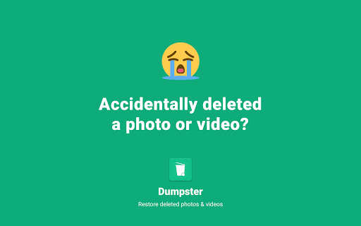 Restore Deleted Photos and Video Files by Dumpster screenshot 5