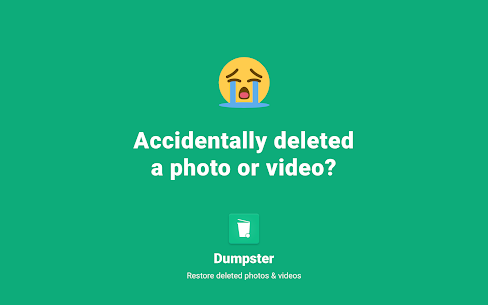 Recover Deleted Photos by Dumpster App Download For Android and Iphone 6