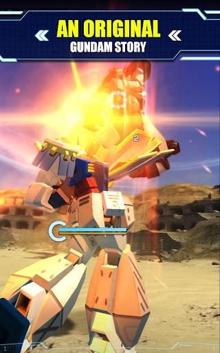GUNDAM BATTLE GUNPLA WARFARE modavailable screenshots 13