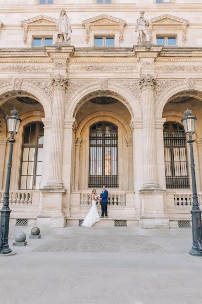 Nhiếp ảnh gia ảnh cưới Lena Kos (Pariswed). Ảnh của 20.05.2019