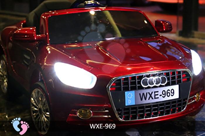 Xe ô tô điện trẻ em WXE-969 5