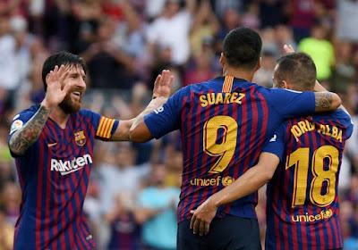 Officiel: Le FC Barcelone prolonge l'un de ses cadres