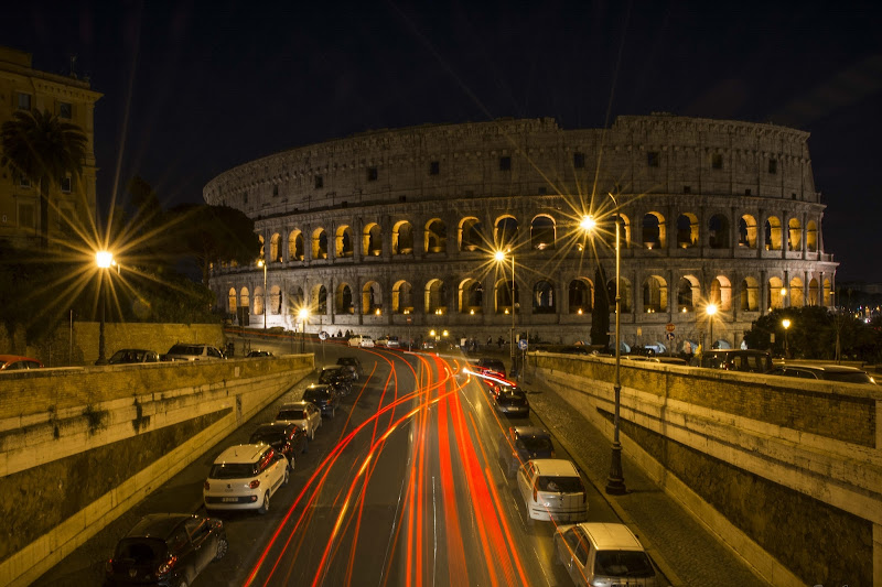 Colosseo by night di teo85