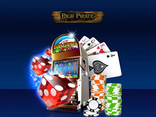 Rich Pirate Slot Machine