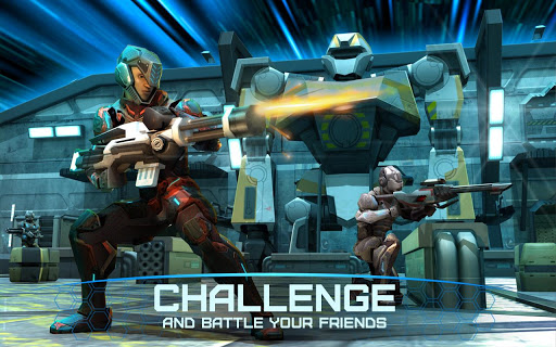Rivals at War: 2084 screenshot 12