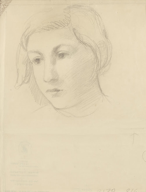 <p> <strong>L&eacute;on Coupey<br /> Portrait of H&eacute;l&egrave;ne Coupey</strong><br /> Graphite on paper<br /> 9&quot; x 7&quot;<br /> c1921<br /> Collection Pierre Coupey, Vancouver&nbsp;</p> <p> H&eacute;l&egrave;ne Coupey<br /> 1906 -1943</p>