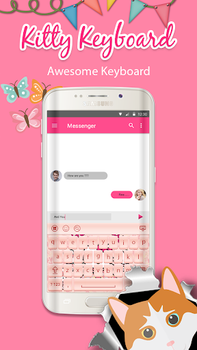 Kitty Keyboard Apk Download 3