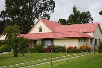 Photo: Year 2 Day 155 - Church in Foster