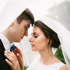 Wedding photographer Natalya Bolinok (Bolinok). Photo of 13.08.2017
