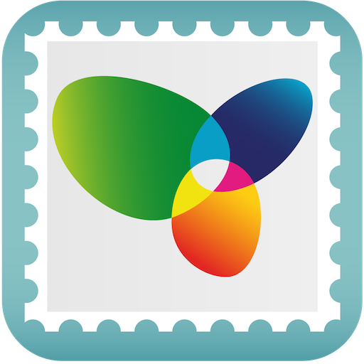 SimplyCards - Real Postcard Icon