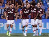 Carlos Bacca pas tendre avec l'AC Milan