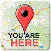 My Location: Save & Share, GPS Navigation Maps