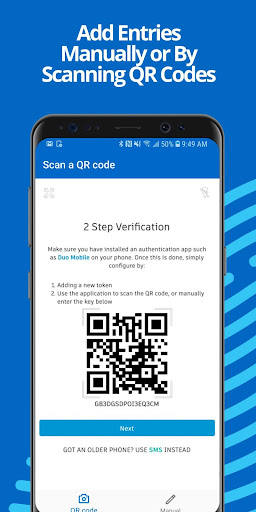 Devolutions Authenticator 2020.2.0 screenshots 4