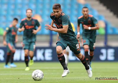 Une porte de sortie en Italie pour Razvan Marin?