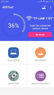 WiFi WPA WPA2 WEP Speed Test 1