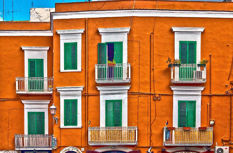 un palazzo orange di Pinco_Pallino