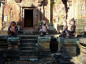 Photo: Banteay Srey