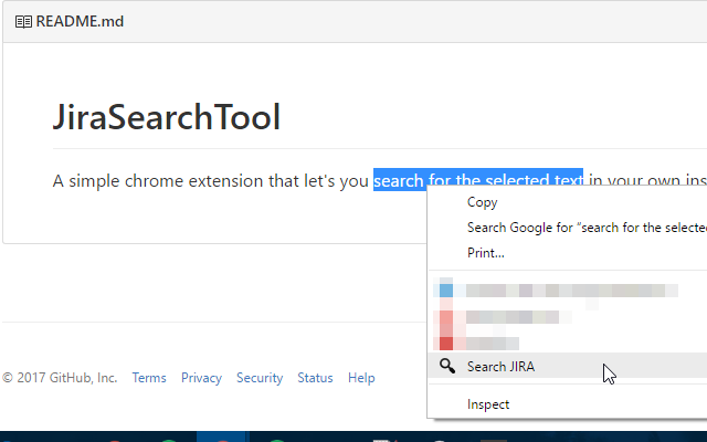 Jira Link and Search