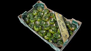 Caja de tomate raf.