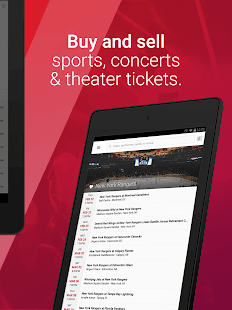 Vivid Seats – Event Tickets- screenshot thumbnail