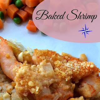 Baked Shrimp Casserole.