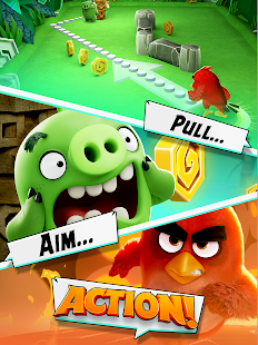Angry Birds Action! Screenshot